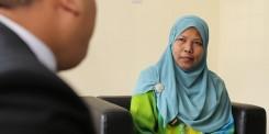 Puan Hariza susun strategi jangka masa panjang