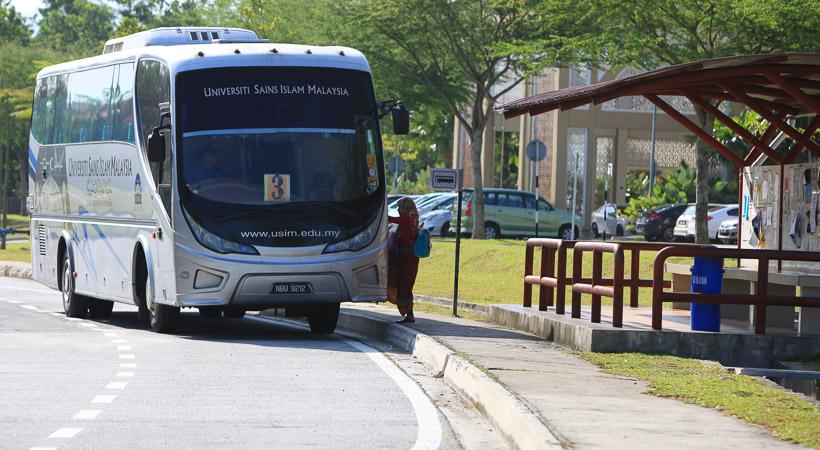 Transportation Usim Universiti Sains Islam Malaysia