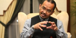 Dato' Musa sedia pacu agenda universiti secara optimum