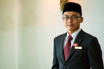 USIM alumni bears important position at a young age