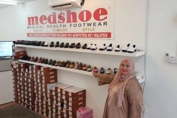 Credibility of an USIM alumnus as a 'Medshoe' entrepreneur
