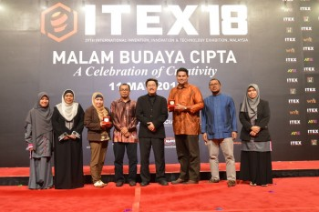 USIM grabs 2 golds and 2 silvers in ITEX'18