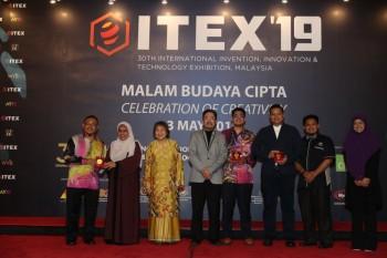 Enam penyertaan USIM di ITEX 2019 raih 3 emas dan 3 perak