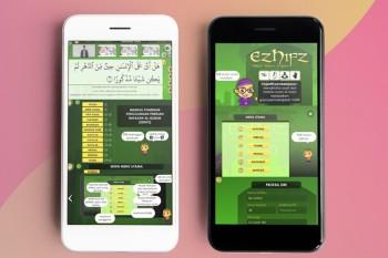 EzHifz: Aplikasi Mudahkan Teknik Hafalan Quran