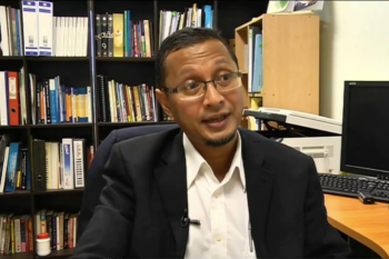 Utamakan produk Muslim bukan isu boikot – Prof. Madya Dr. Nuradli Ridzwan Shah