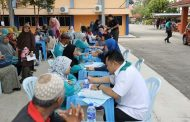 Hari Intervensi Kesihatan USIM, Santuni Penduduk Taman Indah Tampin