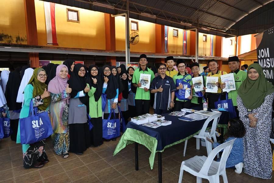 PPKP sebar luas peranan,  yakinkan calon pelajar mampu bina masa depan di USIM