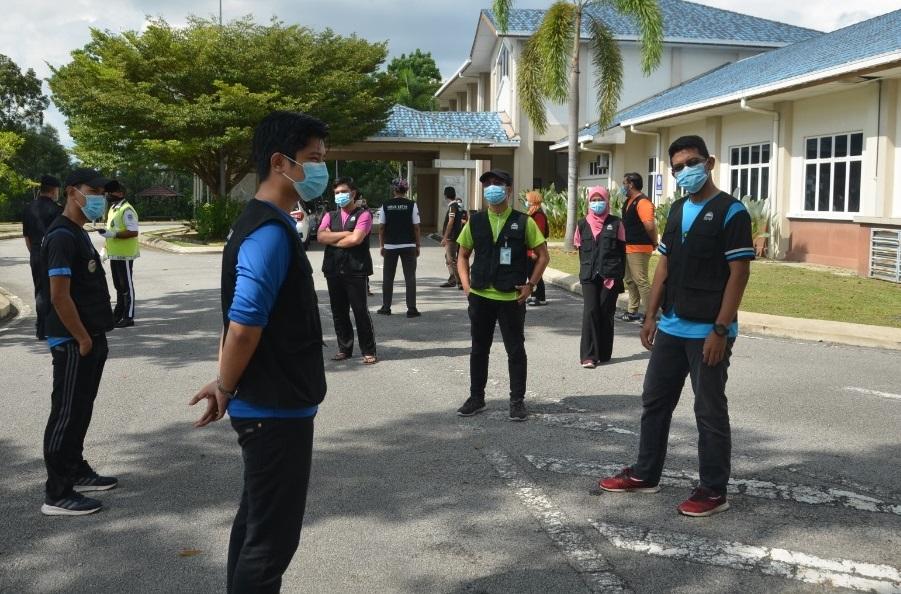 Manfaat masa PKP, sertai Sukarelawan Universiti