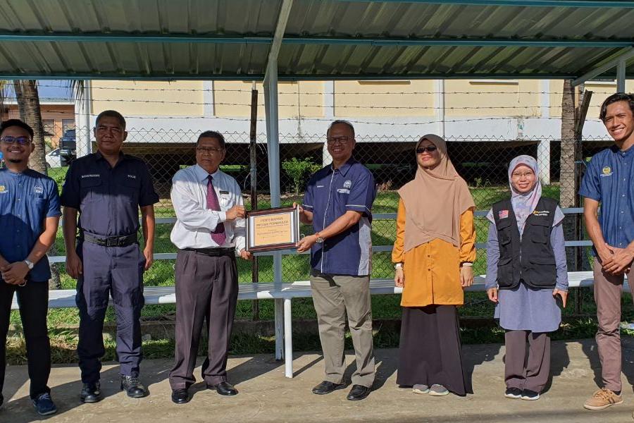 Bakti Jelajah Sukarelawan USIM kepada Penduduk Kunak, Sabah