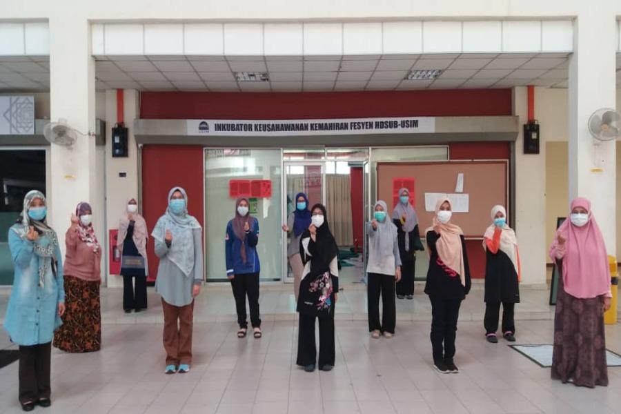 Pandemik Covid19: Memanifestasi Ihsan Warga Akademia