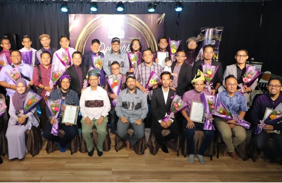 28 Alumni dilantik Ikon Seni USIM, sumbang khidmat pada universiti