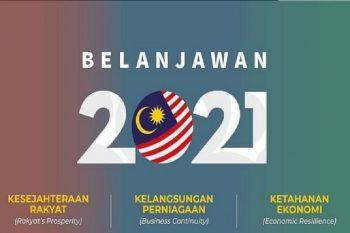 Belanjawan 2021 ajak rakyat Malaysia untuk teguh dan bersatu