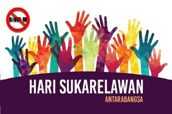 Universiti 'Ladang' Menyemai Benih Sukarelawanan