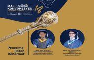 Penerima Anugerah Ijazah Kehormat Doktor Falsafah dan Ijazah Kehormat Sarjana