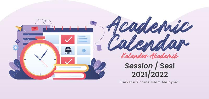 Academic Calender 2021/2022