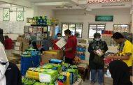 USIM Tijarah Holdings santuni warga emas, pesakit HIV sempena program Infaq Ramadan