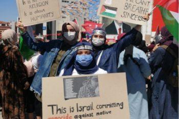 Penindasan rakyat Palestin: Teruskan usaha membongkar kekejaman Israel
