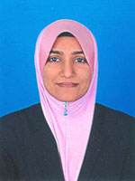 Dr Fathima Begum Syed Mohideen