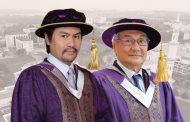 Tuanku Aishah Rohani Perkenan Pelantikan semula Tunku Ali Redhauddin dan Tun Zaki sebagai Pro-Canselor USIM