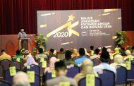 159 Warga USIM terima anugerah pada Majlis Anugerah Kecemerlangan Dan Inovasi 2020
