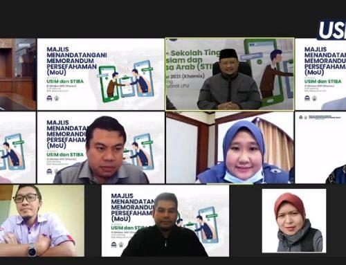 USIM, STIBA Makassar jalin kerjasama meterai MoU